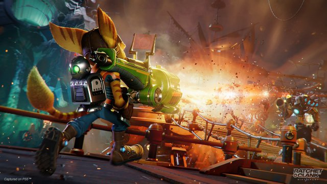 Screenshot - Ratchet & Clank: Rift Apart (PlayStation5) 92643547