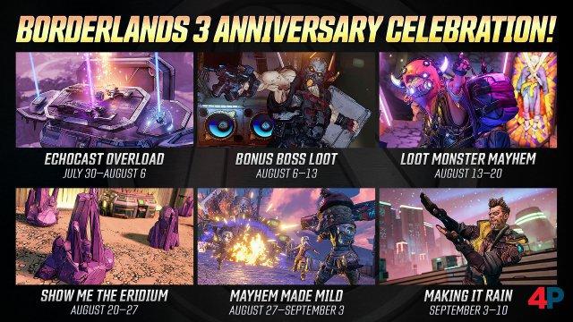 Screenshot - Borderlands 3 (PC, PS4, One)