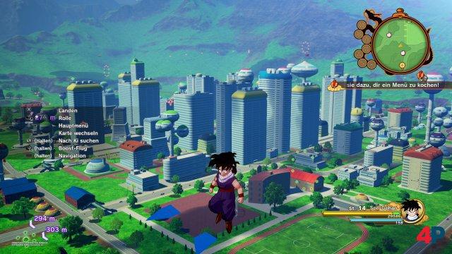 Screenshot - Dragon Ball Z: Kakarot (PC) 92604314