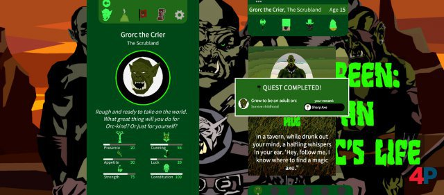 Screenshot - Green: An Orc's Life (PC) 92607741