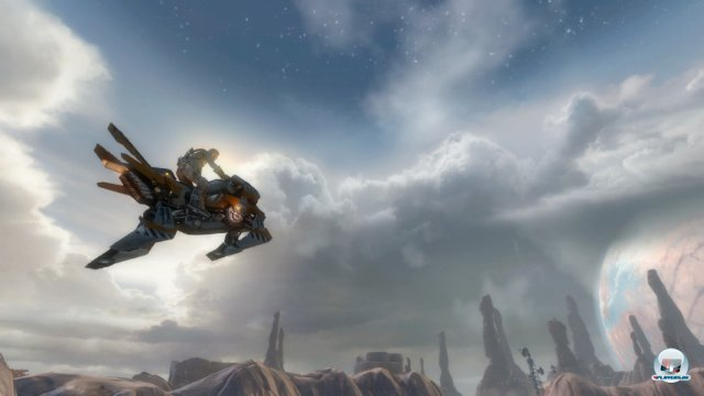 Screenshot - Starhawk (PlayStation3)