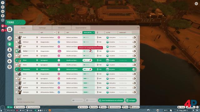 Screenshot - Planet Zoo (PC) 92600233
