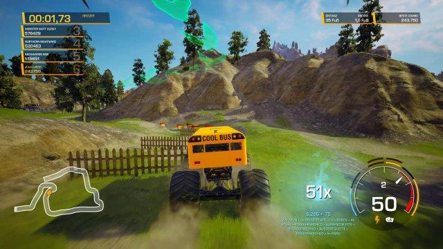 Screenshot - Monster Jam Steel Titans 2 (PC) 92636213