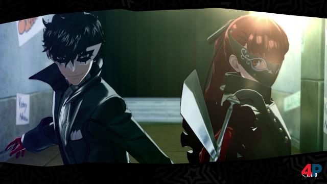 In Persona 5 Royal wird Joker von einer weiteren Persona-Nutzerin unterstützt.