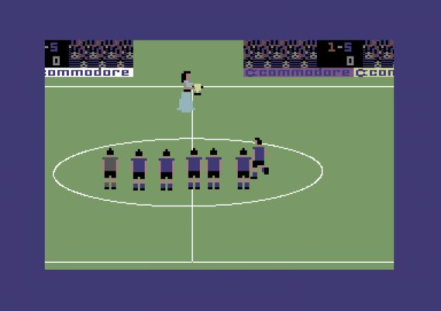 Screenshot - International Soccer (Spielkultur) 92513396