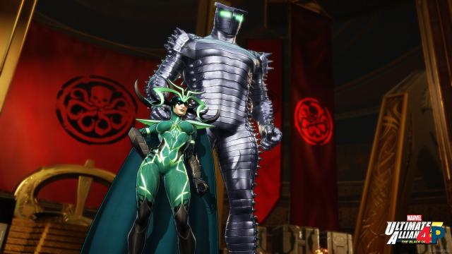 Screenshot - Marvel Ultimate Alliance 3: The Black Order (Switch) 92590047