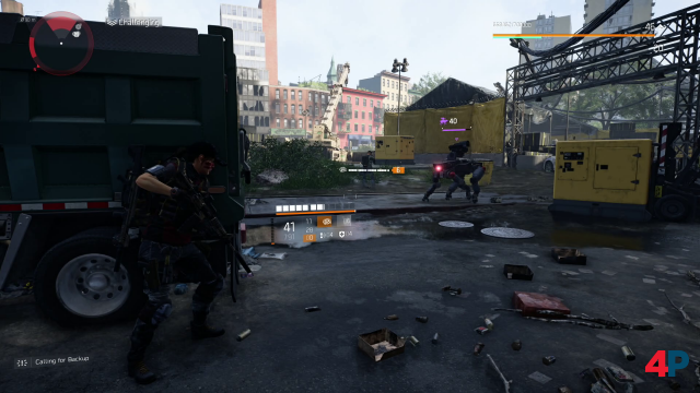 Screenshot - The Division 2: Die Warlords von New York (PS4) 92608277