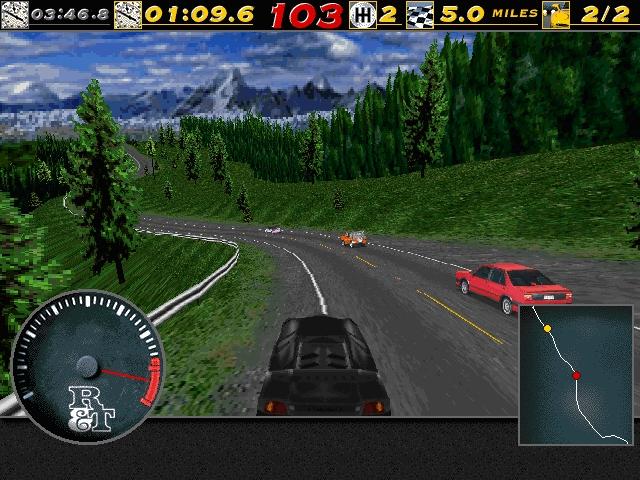 <b>The Need for Speed</b><br><br>Hört auf, die Augen zu verdrehen, ihr Meckersäcke! Bevor aus Need for Speed ein glitzerndes, glänzendes Update-Blingding wurde, war die Serie für einige Innovationen gut. 1994 lieferte Electronic Arts einen erfrischenden Mix aus Arcade und Simulation, der die Spieler nicht nur aufgrund seiner fantastischen SVGA-Grafik, sondern auch mit den coolen Filmsequenzen, den intelligent designten Strecken, den fiesen Verfolgungsjagden mit der Polizei sowie dem beeindruckenden Sound zur Brieftasche greifen ließ - wobei die Wurzeln zwei Jahre zuvor in »Car & Driver« zu sprießen begannen; hier wie da wurde mit einem Automagazin kooperiert, um »Realismus« zu garantieren. 1797488