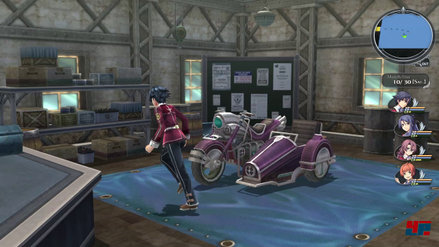Screenshot - The Legend of Heroes: Trails of Cold Steel (PS4) 92587962