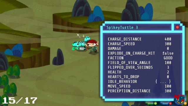 Screenshot - Hack 'n' Slash (Mac)