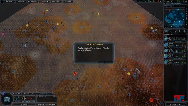 Screenshot - Galactic Civilizations 3 (PC) 92505015
