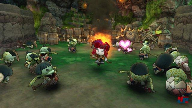 Screenshot - Happy Dungeons (XboxOne) 92508237