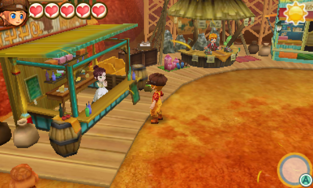 Screenshot - Story of Seasons: Trio of Towns (3DS) 92554154