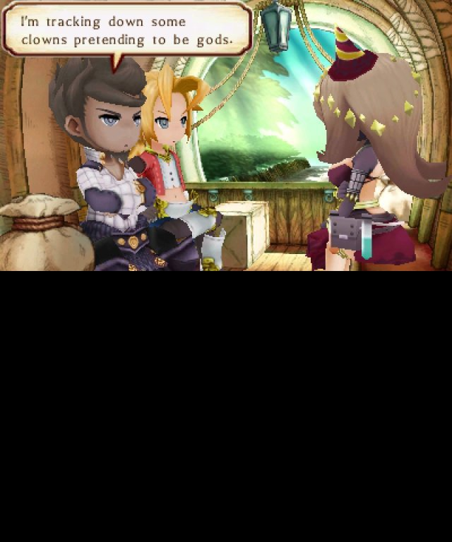 Screenshot - The Legend of Legacy (3DS) 92506621