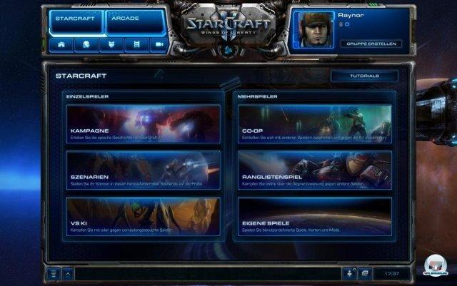 Screenshot - StarCraft II: Wings of Liberty (PC) 2379567