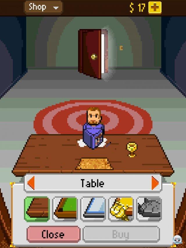 Screenshot - Knights of Pen & Paper (iPad) 92458315