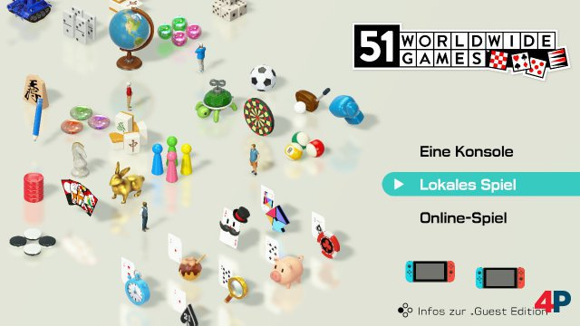 Screenshot - 51 Worldwide Games (Switch) 92615667