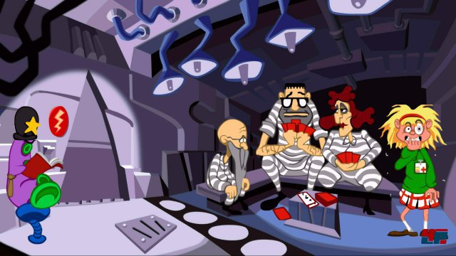 Screenshot - Day of the Tentacle (Mac) 92515386