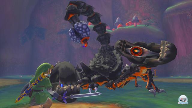 Screenshot - The Legend of Zelda: Skyward Sword (Wii) 2243419