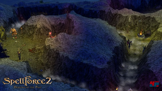 Screenshot - SpellForce 2: Demons of the Past (PC) 92475691