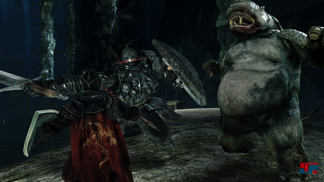 Screenshot - Dark Souls 2 (PlayStation4)