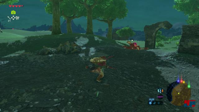 Screenshot - The Legend of Zelda: Breath of the Wild (Switch) 92541335