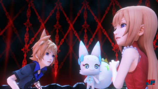"""Die Figuren in ihrer """"Normalform"""" könnten auch aus Kingdom Hearts stammen."""