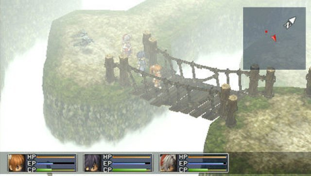 Screenshot - The Legend of Heroes: Trails in the Sky (PSP) 2290407