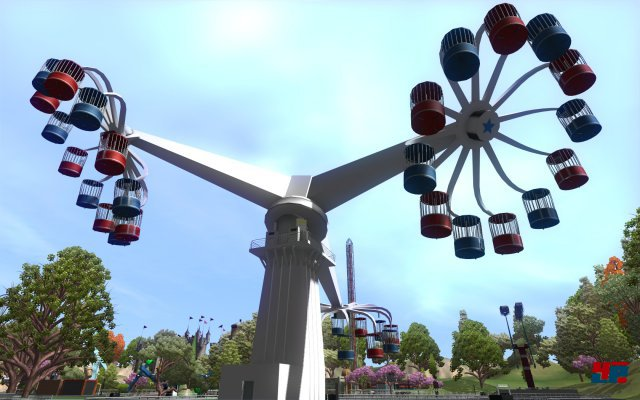 Screenshot - Theme Park Studio (HTCVive)