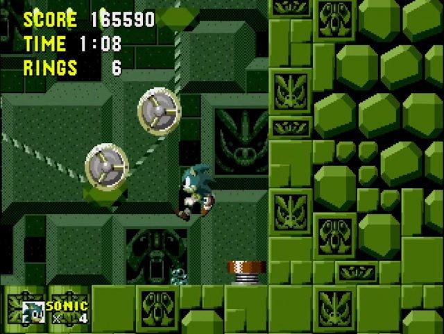 Screenshot - Sonic The Hedgehog (Klassiker) (MegaDrive) 92650868