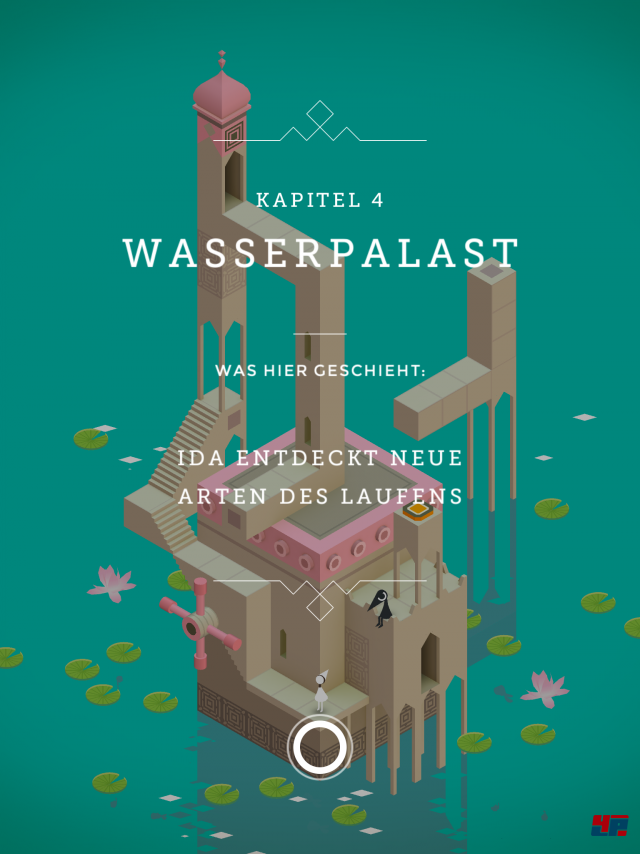 Screenshot - Monument Vally (iPad)