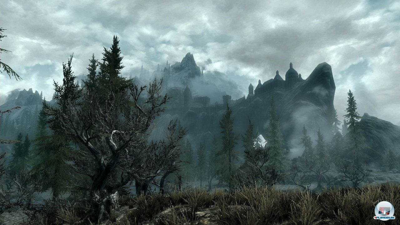 Eine der großen Stärken: Die wilde Landschaft.