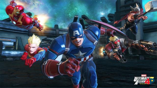 Screenshot - Marvel Ultimate Alliance 3: The Black Order (Switch) 92590046