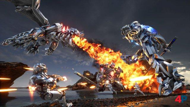 Screenshot - ExoMecha (PC, One, XboxSeriesX)