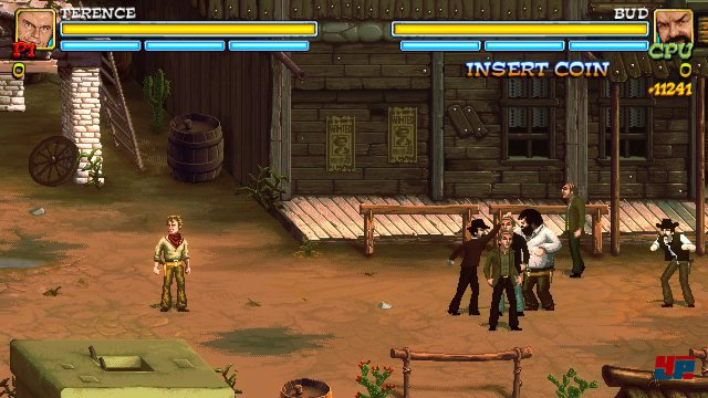 Screenshot - Bud Spencer & Terence Hill - Slaps And Beans (Linux) 92557536