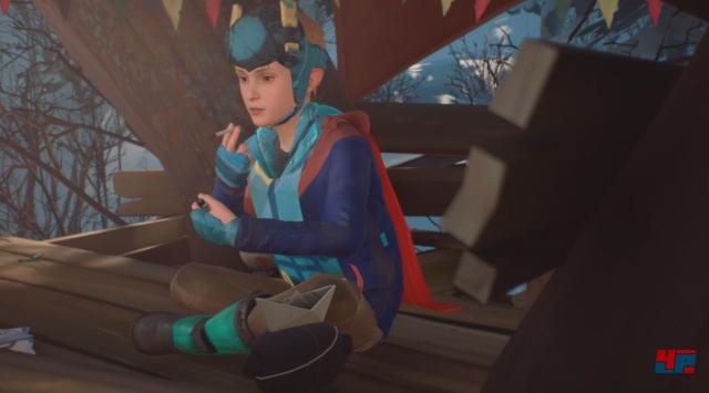 Screenshot - Die fantastischen Abenteuer von Captain Spirit (PC)