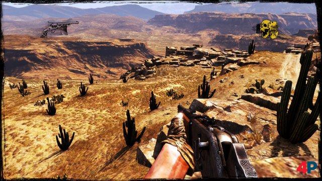 Screenshot - Call of Juarez: Gunslinger (Switch) 92602858