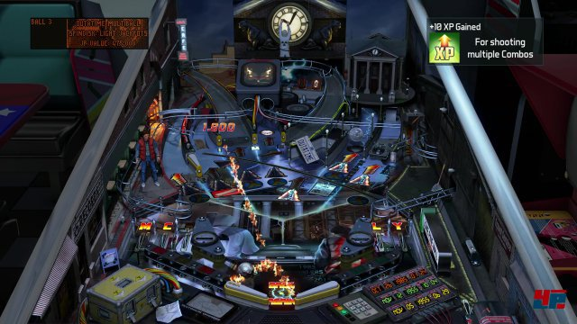 Screenshot - Universal Classics Pinball (PC)