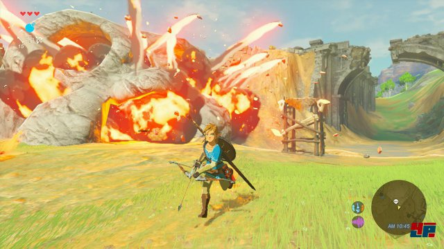 Screenshot - The Legend of Zelda: Breath of the Wild (Wii_U) 92528015