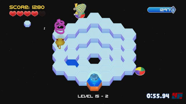 Screenshot - Q-Bert Rebooted (PC) 92520321