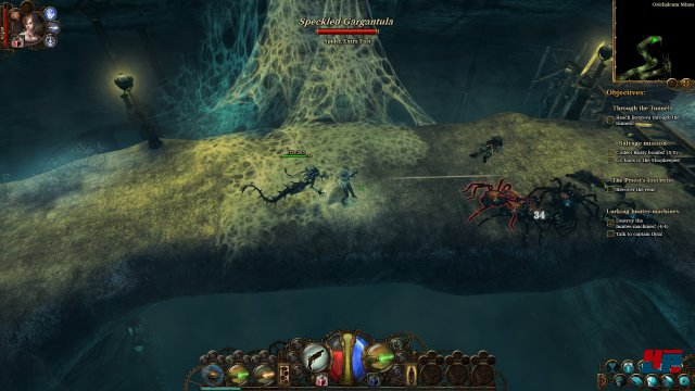 Screenshot - The Incredible Adventures of Van Helsing: Final Cut (PC) 92516026