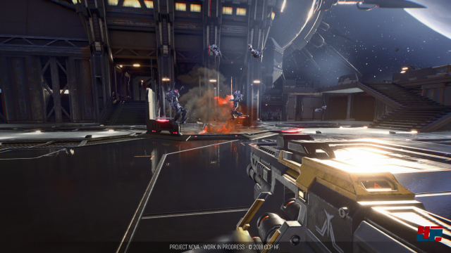 Screenshot - Project Nova (PC)
