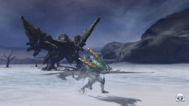 Screenshot - Monster Hunter 3 Ultimate (Wii_U) 92440042