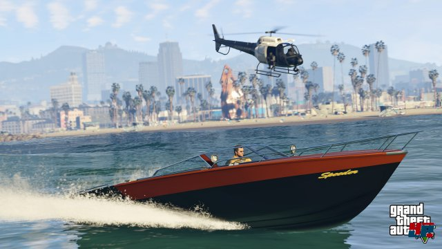 Screenshot - Grand Theft Auto 5 (PlayStation4) 92490272