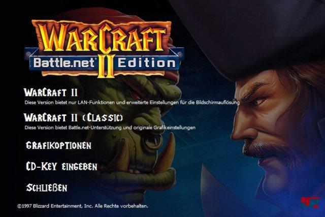 Screenshot - WarCraft 2 (PC)