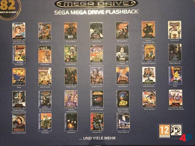 Screenshot - Mega Drive Flashback HD 2019 Edition (Spielkultur) 92592931