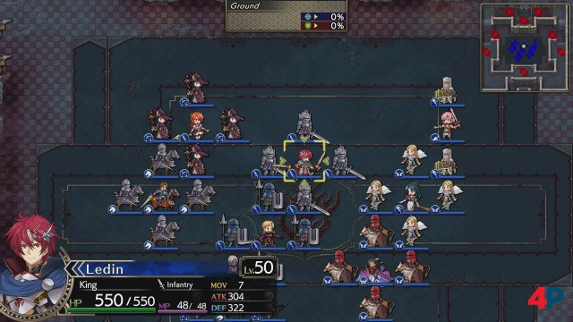 Screenshot - Langrisser 1 & 2 (PC) 92600924