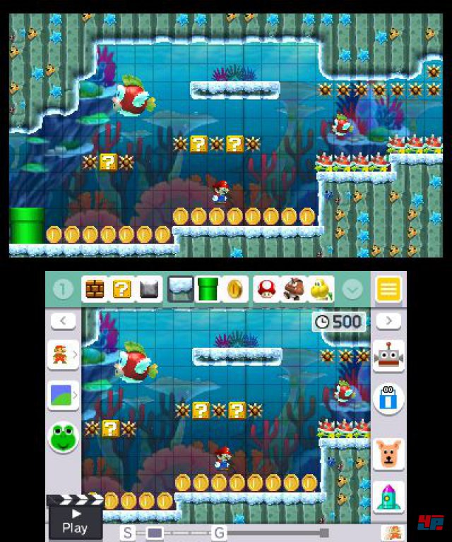 Screenshot - Super Mario Maker (3DS) 92537101