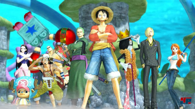 Screenshot - One Piece: Pirate Warriors 3 (PC) 92505716