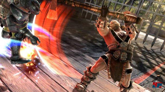 Screenshot - Soul Calibur: Lost Swords (PlayStation3) 92481707